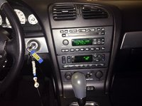 Picture of 2005 Ford Thunderbird 50th Anniversary Edition, interior