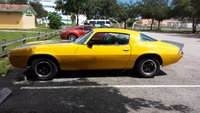 1975 Chevrolet Camaro Picture Gallery
