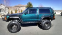 Picture of 1995 Jeep Cherokee 2 Dr SE 4WD, exterior