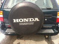 Picture of 2002 Honda Passport 4 Dr LX 4WD SUV, exterior