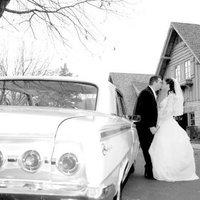 1962 Chevrolet Impala, My wife and I drove it from the church on our first drive as husband and wife., exterior