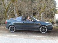 1996 Volkswagen Cabrio Overview