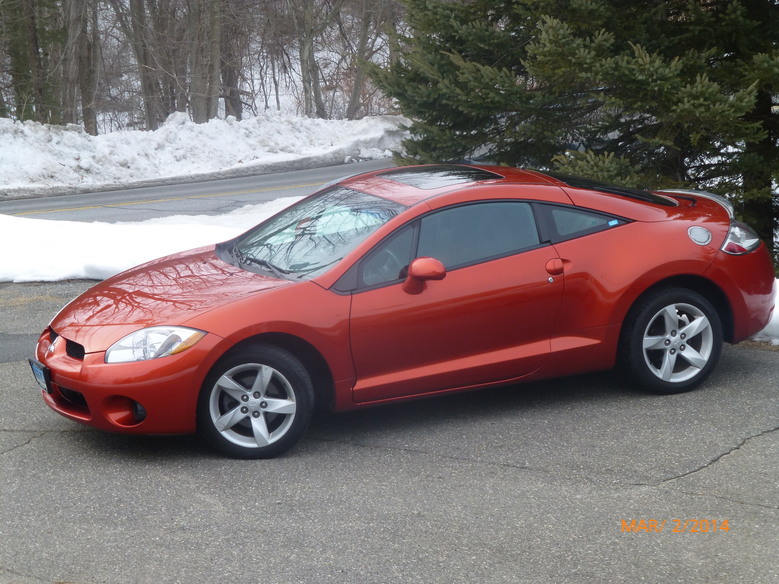 picture of 2006 mitsubishi eclipse gs exterior