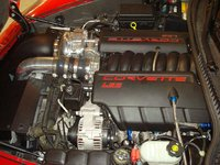 Picture of 2005 Chevrolet Corvette Coupe, engine
