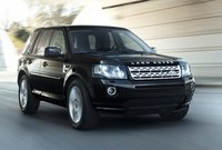 Land Rover LR2 Overview