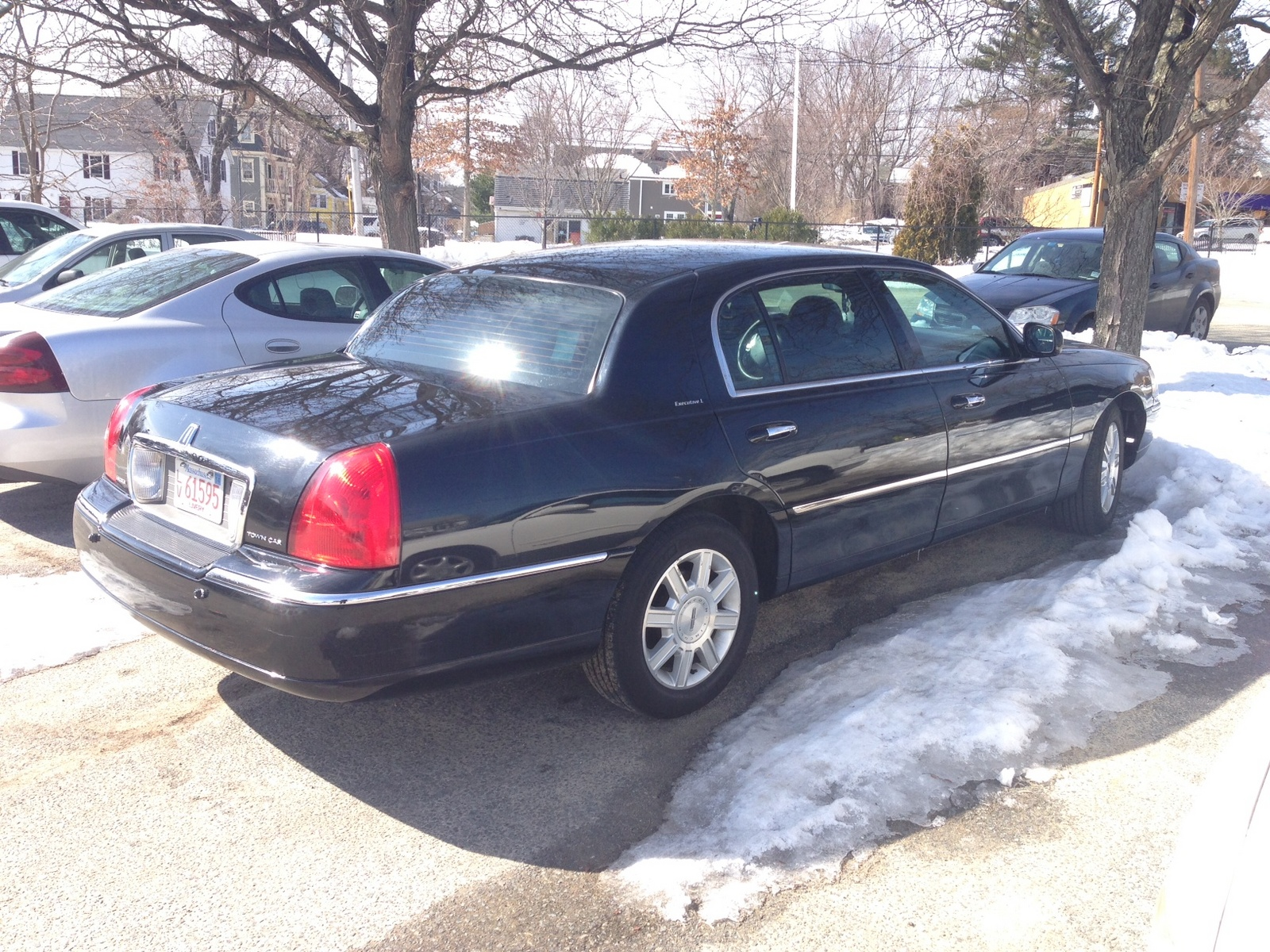2005 Lincoln Town Car Signature Limited 2005 Lincoln Town