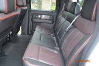 Picture of 2012 Ford F-150 FX4 SuperCrew 5.5ft Bed 4WD, interior