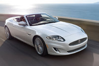 2015 Jaguar XK-Series, Front-quarter view, exterior, manufacturer, gallery_worthy