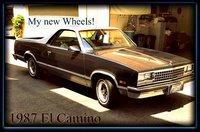 1987 Chevrolet El Camino Base picture, exterior