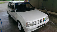 1990 Peugeot 205 Overview