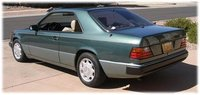 Picture of 1993 Mercedes-Benz 300-Class 2 Dr 300CE Coupe, exterior