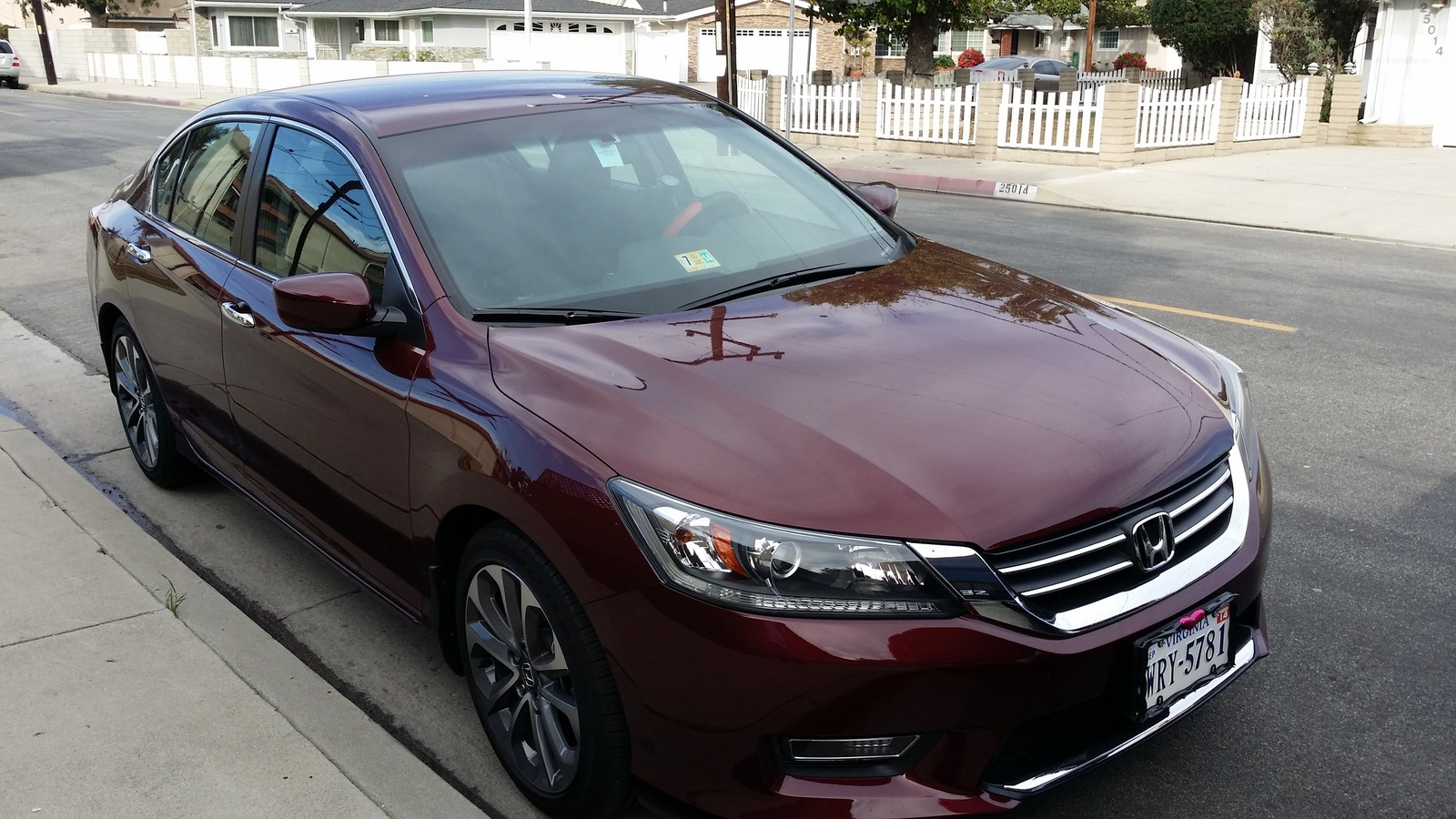 2013 2014 used honda accord sport autos post for Used honda accord sport