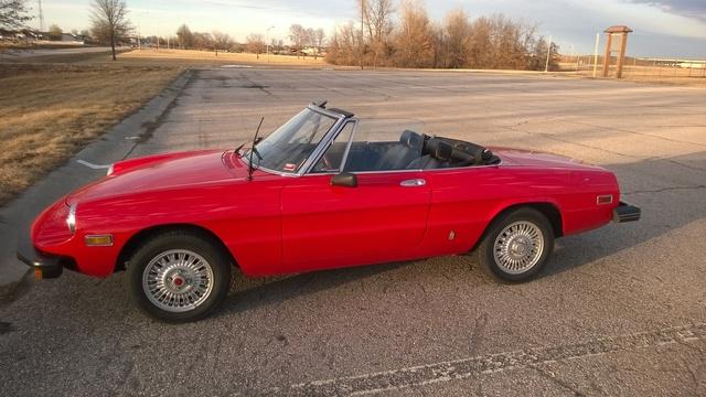 TheBumperofAlfredo's 1977 Alfa Romeo Spider