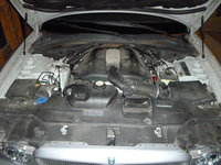 Picture of 2005 Jaguar XJR 4 Dr Supercharged Sedan, engine