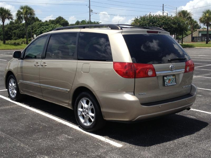 used toyota sienna xle limited year 2006 for sale in north carolina sexy girl and car photos. Black Bedroom Furniture Sets. Home Design Ideas