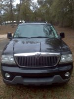 2003 Lincoln Aviator Overview