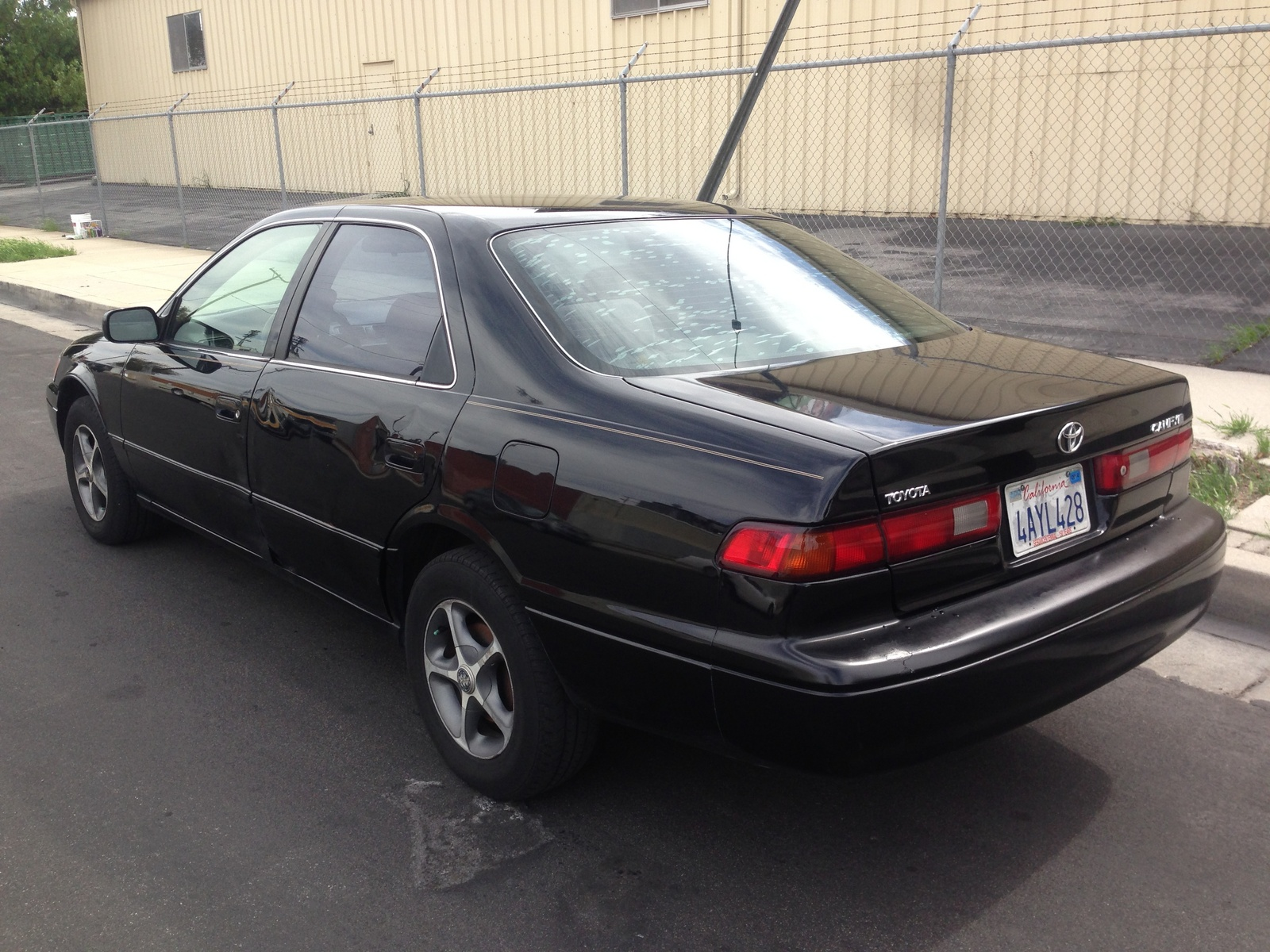 What's your take on the 1998 Toyota Camry?