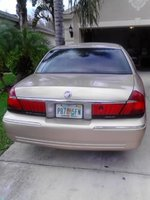 Picture of 1998 Mercury Grand Marquis 4 Dr LS Sedan, exterior