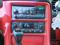 Picture of 2002 Chevrolet Corvette Coupe, interior