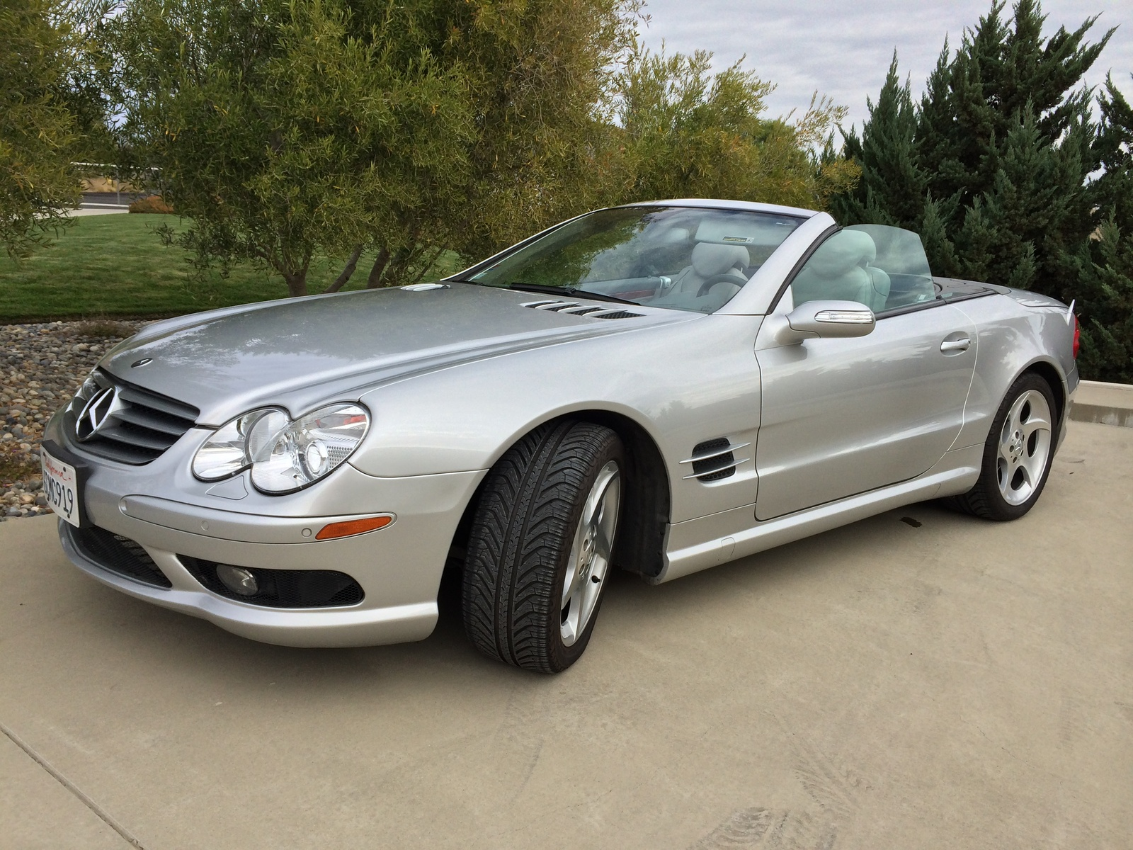 2005 mercedes benz sl class pictures cargurus for Mercedes benz sl convertible