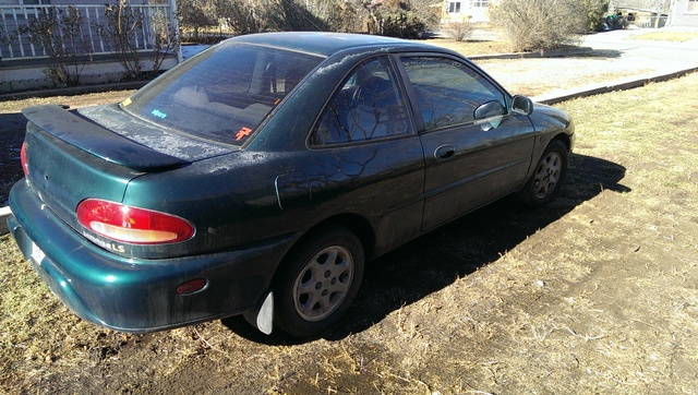 Picture of 1996 Mitsubishi Mirage LS Coupe, exterior