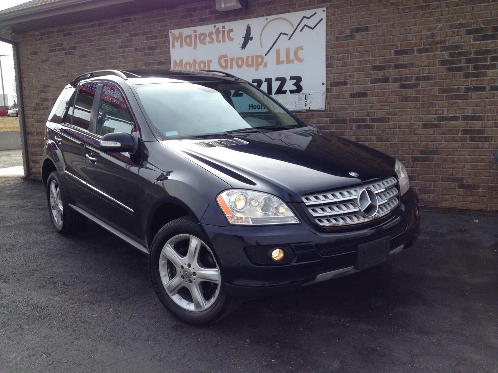 2008 mercedes benz m class pictures cargurus for 2008 mercedes benz ml350 problems