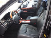 2006 Lexus LS 430 Base picture, interior