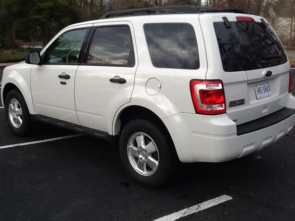 2011 ford escape xlt 4wd picture exterior. Cars Review. Best American Auto & Cars Review