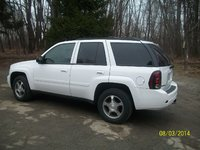 Picture of 2008 Chevrolet TrailBlazer LT1 4WD, exterior, gallery_worthy