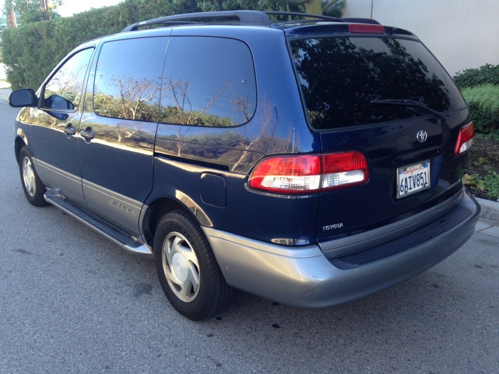 2002 Toyota Sienna Pictures Cargurus