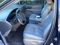 Picture of 2002 Toyota Sienna XLE, interior
