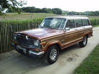 1982 Jeep Wagoneer Overview