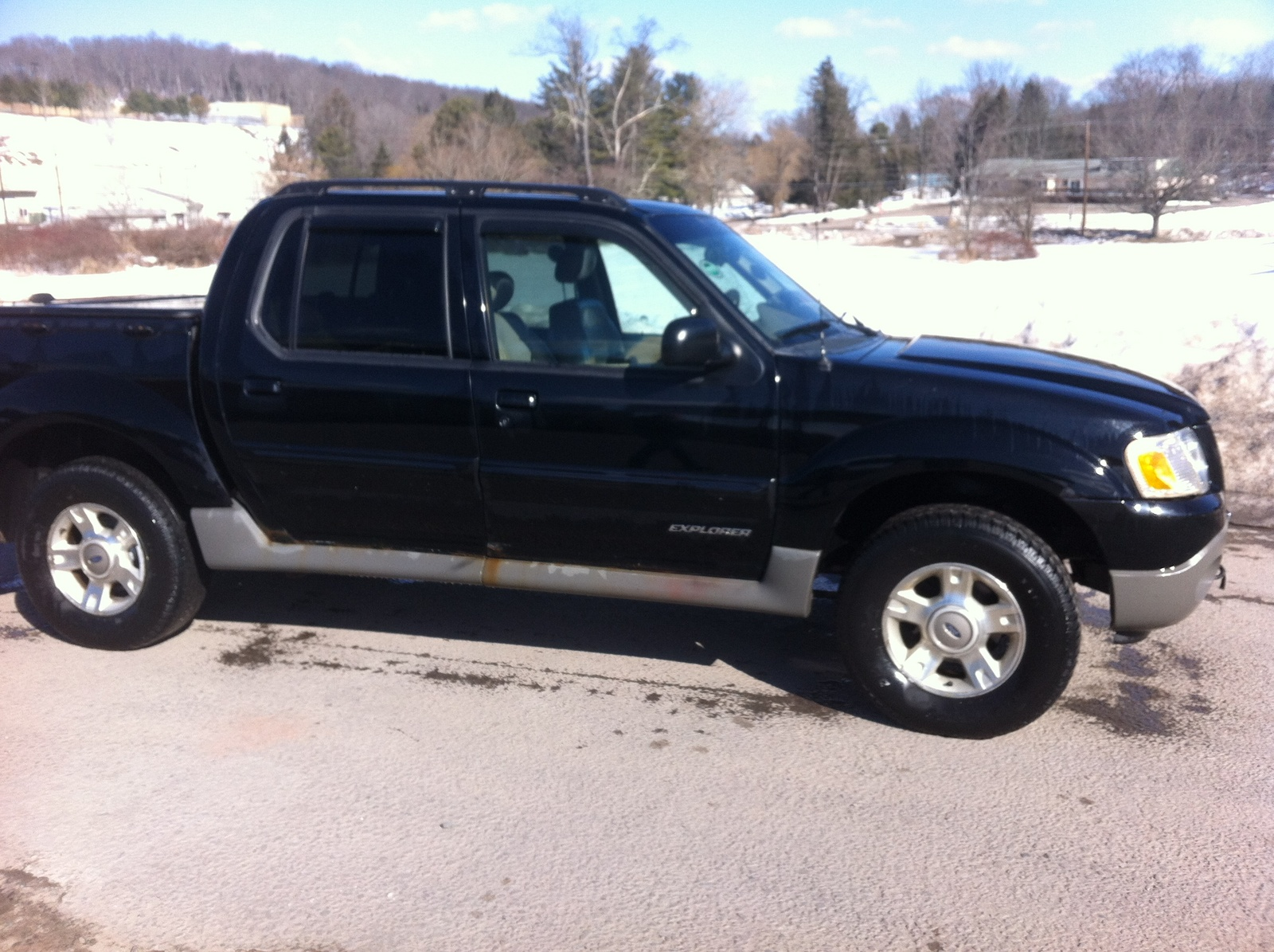 picture of 2001 ford explorer sport trac 4 dr std 4wd crew cab sb. Cars Review. Best American Auto & Cars Review