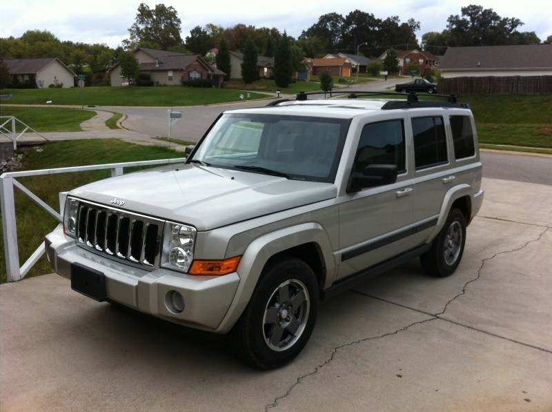 2007 jeep commander pictures cargurus