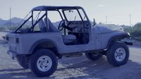 1977 Jeep CJ7 Overview