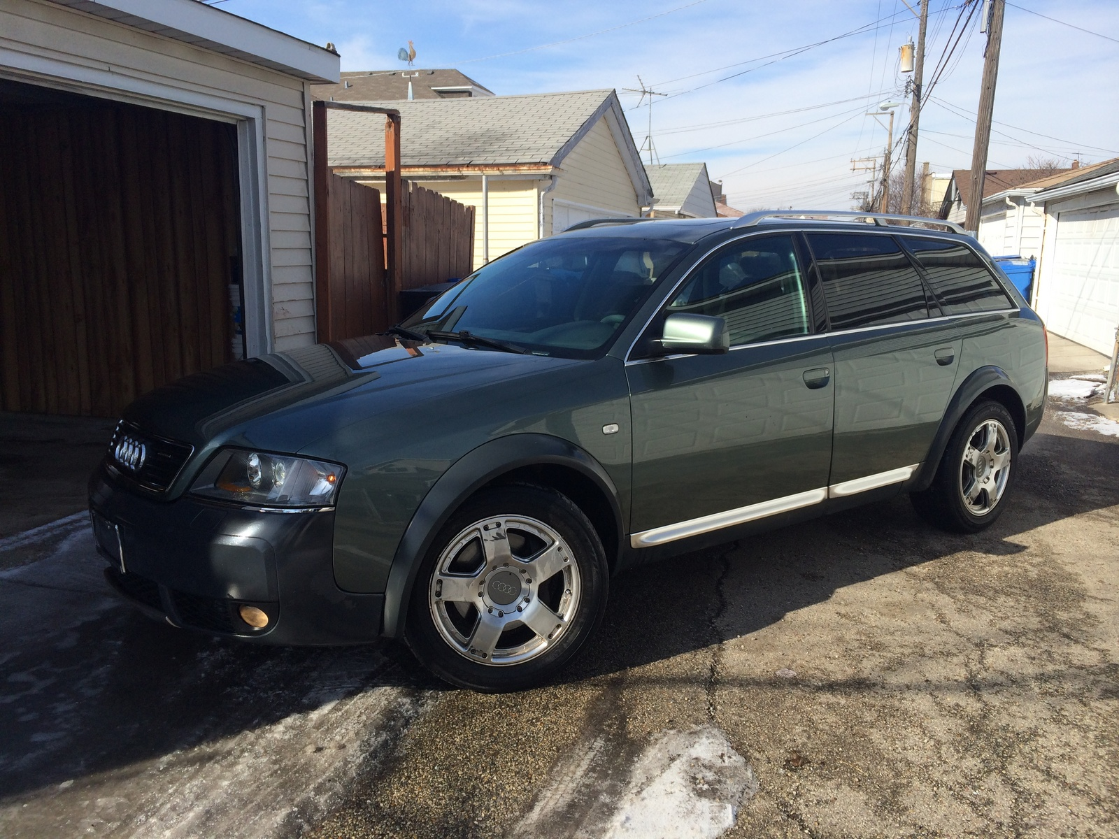 Picture of 2001 Audi Allroad Quattro 4 Dr Turbo AWD Wagon
