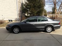 Picture of 2003 Mitsubishi Galant ES, exterior, gallery_worthy