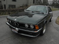 1984 BMW 6 Series Picture Gallery