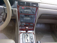 2002 Acura RL 3.5L picture, interior