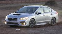 2015 Subaru WRX, Front-quarter view, exterior, manufacturer, gallery_worthy