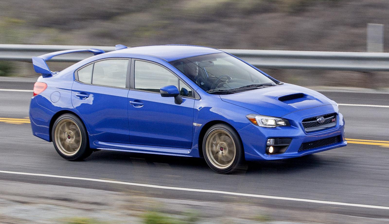 Subaru Impreza Wrx Sti Overview Cargurus