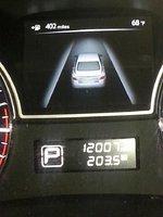 2013 Nissan Altima 2.5 SL, Mileage, interior