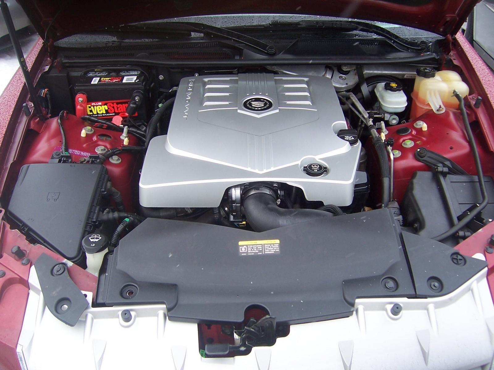 Car Engine Repair Manual 2006 Cadillac Sts V Electronic