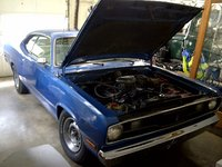 Picture of 1972 Plymouth Duster, engine, exterior