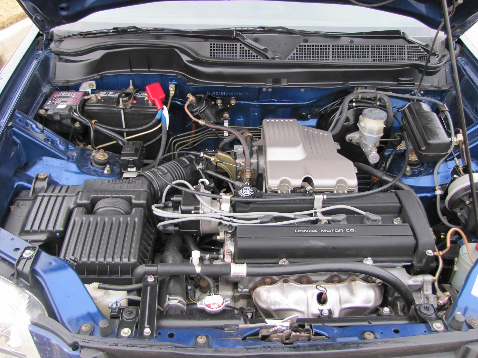 1999 Honda CR-V - Pictures - CarGurus