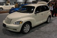 2004 Chrysler PT Cruiser Limited, when she was new, exterior