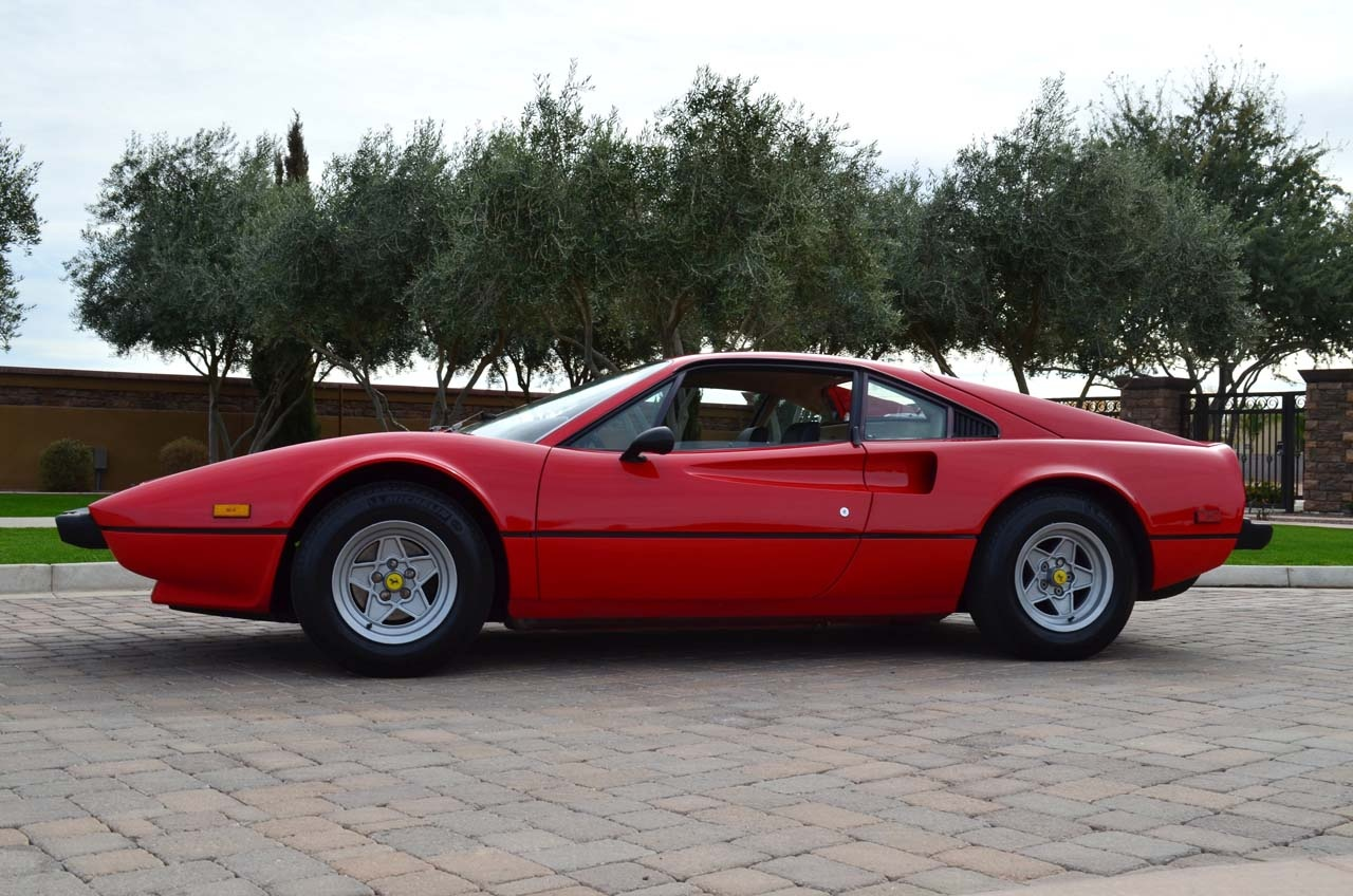 1981 ferrari 308 gtbi us related infomation specifications weili automotive network. Black Bedroom Furniture Sets. Home Design Ideas