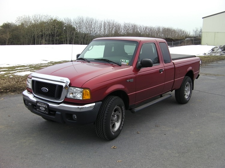 2005 Ford Ranger Pictures Cargurus