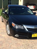 Picture of 2012 Acura RL Tech, exterior