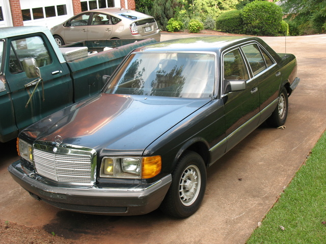 Picture of 1983 Mercedes-Benz 300-Class 300SD Turbodiesel Sedan, exterior, gallery_worthy
